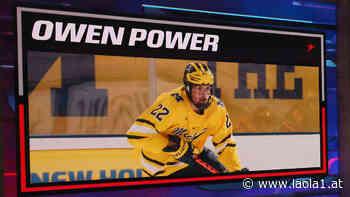 NHL-Draft: Owen Power als Nummer 1 zu den Buffalo Sabres - LAOLA1.at