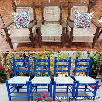 Conoce las sillas de madera creadas por talentosos artesanos de Tenancingo - Línea Por Línea
