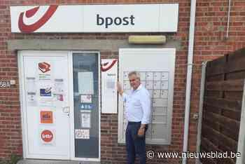 """Kritiek op postkantoor dat alsmaar vaker onverwachts gesloten is: """"Er is een structureel probleem"""" - Het Nieuwsblad"""