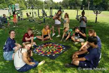 Nieuwe speelpleinwerking Bounce laat kinderen samenspelen - Het Belang van Limburg