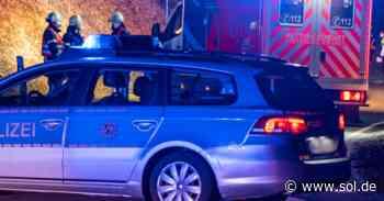 Bexbach: 100.000 Euro Schaden bei Unfall - Verursacher flüchtet zu Fuß - sol.de