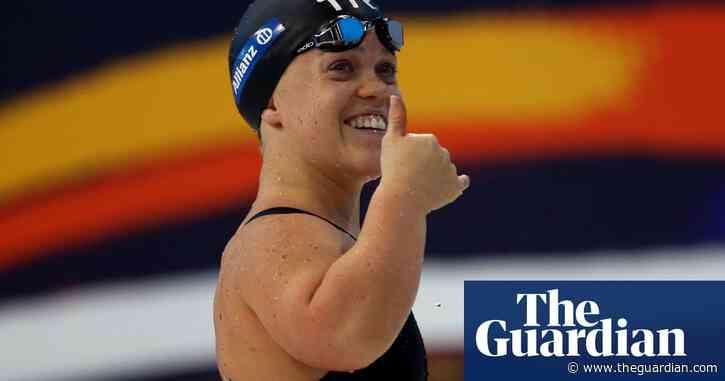 Ellie Simmonds: 'I've found the expectations harder as I've got older'