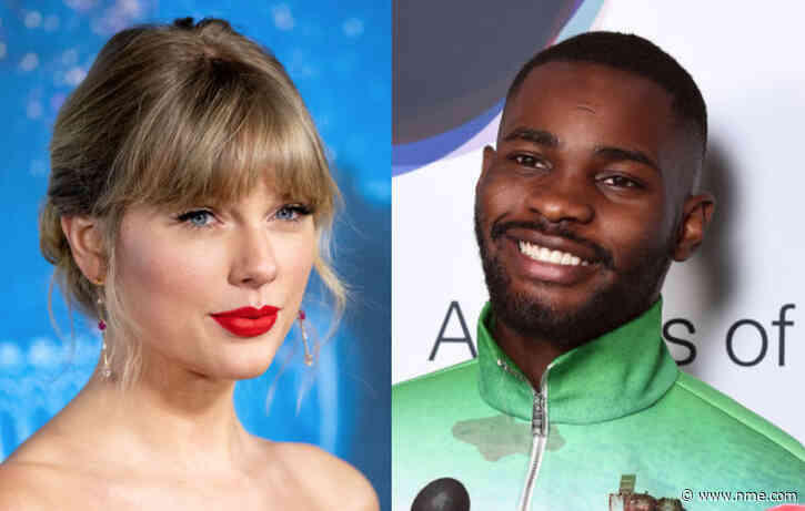Taylor Swift joins TikTok, posts clip rapping to Dave's 'Screwface Capital'