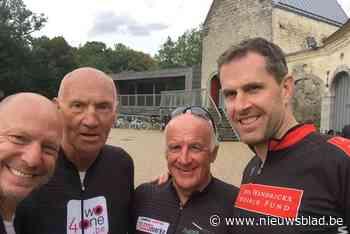 Jarige Ward Sels start op zijn 80ste in de vierdaagse Ronde van België voor wielertoeristen