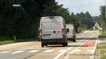 Eind augustus werken aan kruispunt Brusselsesteenweg in Veltem-Beisem