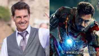 When Tom Cruise Almost Became Iron Man Instead of Robert Downey Jr - News18