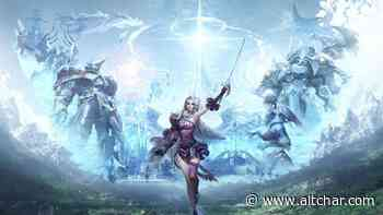 Aion Classic is offering Siel's Aura for free for a limited time Free to play community - AltChar
