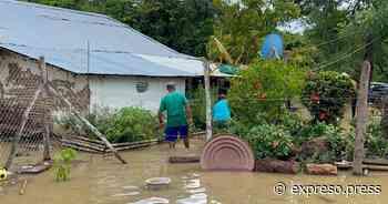 Se desborda río 'Calabozo' y evacúan ejidos - Expreso