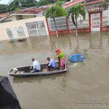 En San Fernando de Apure también sufrieron inundaciones por lluvias (+videos) - Diario Primicia - primicia.com.ve