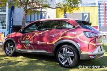 Queensland government adds five Hyundai Nexo hydrogen vehicles to its fleet - The Driven