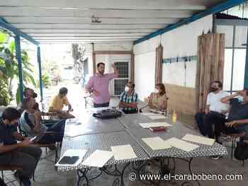 Pancho Pérez Lugo trabaja propuestas de gobierno para Naguanagua con expertos técnicos - El Carabobeño