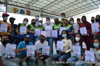 Entregados reconocimientos a jóvenes de Naguanagua en la celebración de su día internacional - El Carabobeño