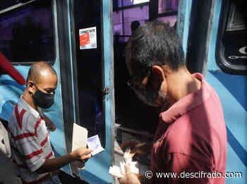 Abren expedientes a conductores en Guatire por aumento de pasaje - Descifrado.com
