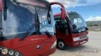 Ruta San José - Quíbor realizará seis viajes diarios en el municipio Jiménez - Noticias de Barquisimeto - PromarTV - PromarTV