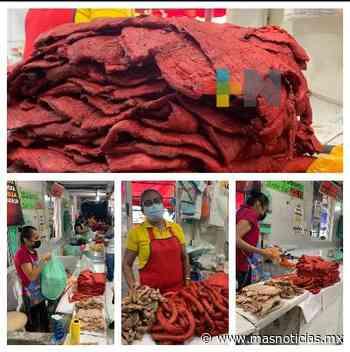 Pandemia disminuyó la venta de carne de Chinameca - MÁSNOTICIAS
