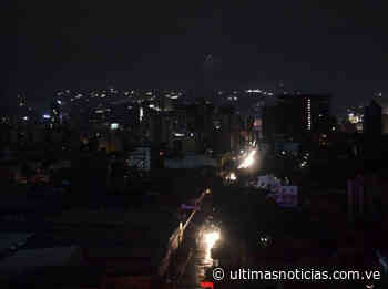 Falla eléctrica afectó sectores de Caracas, Los Teques y Los Salias - Últimas Noticias