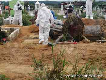 Exhuma FGR cadaver de joven presuntamente asesinado por policías en Merida - Presencia Noticias