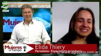 ¿Qué la pasa al Gob. con la Lechería que no sale a comerse la cancha?; con Elida Thiery - agrositio.com.ar
