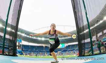 Orangeville' Renée Foessel set to compete in discus throw at Tokyo Paralympics - Orangeville Banner
