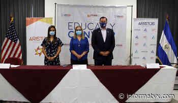 Anuncian alianza en beneficio de escuelas de Armenia y Chalchuapa - InformaTVX - Noticias El Salvador