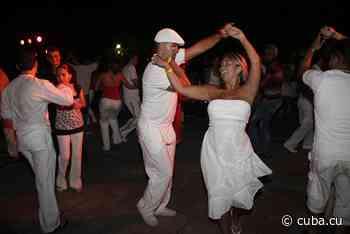 Bailadores de casino a evento online - La Habana - Cuba.cu