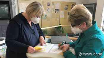 Beispiel Miltenberg: Wie klappt die Testpflicht in Pflegeheimen? - BR24