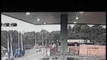 Buscan identificar a conductor que atropelló a un joven en Lambaré - ÚltimaHora.com