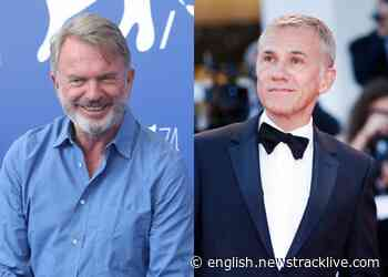 Sam Neill, Christoph Waltz to star in film adaptation of 'The Portable Door' - News Track English