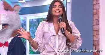 Ivana Yturbe tras hacer un tour por el Callao: Yo ya soy toda una chalaca - América Televisión
