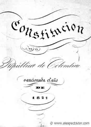 Constituyente de Villa del Rosario y un debate a la historia colombiana - El Espectador
