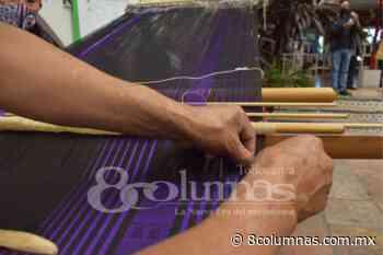 Rebozo de Tenancingo tiene un precio en el mercado de 15 mil pesos - 8 Columnas