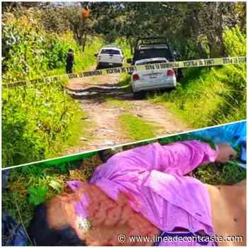 Hallan cadáver de hombre en Tenancingo - Linea de Contraste