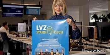 Die LVZ lädt zum Leser-Stammtisch nach Delitzsch - Leipziger Volkszeitung