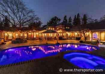 Photos: Ex-Raider sells Danville mansion for $5.1 million - Vacaville Reporter