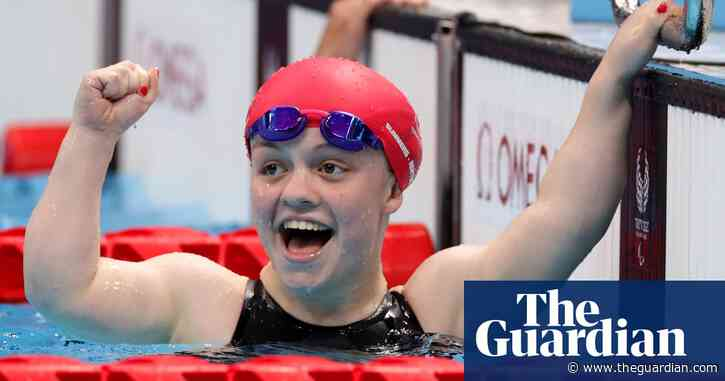 Kearney and Summers-Newton smash world records to claim Paralympic golds