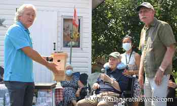 Thorold celebrates conservationist of 25-plus years - Niagarathisweek.com