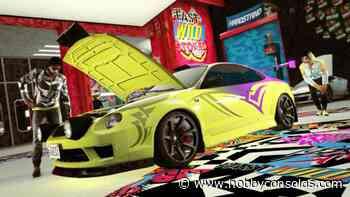GTA Online: mejor forma de conseguir RP rápido en Los Santos Tuners - Hobby Consolas