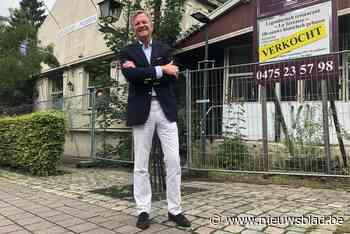 """Prachtig pand uit 18de eeuw wordt na restauratie nieuw restaurant: """"Bijna was het platgegooid, maar dat heb ik gelukkig kunnen vermijden"""" - Het Nieuwsblad"""