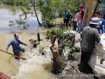 Más de 11.000 damnificados deja el desbordamiento del Río Cauca en municipios de Bolívar - Alerta Caribe
