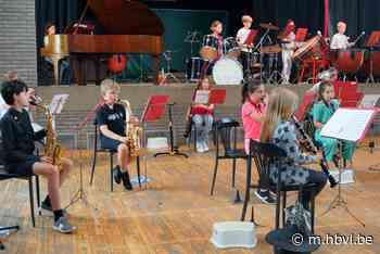 Kinderen kunnen vakantie muzikaal afsluiten op muziekkamp in De Bammerd - Het Belang van Limburg