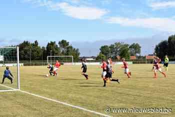 KSV Pittem speelt tegen Dosko Beveren tijdens fandag