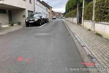 """Parkeervakken in fietsstraat worden aangepast: """"Situatie was er te onoverzichtelijk"""""""