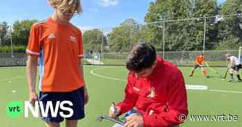 Red Lion Arthur De Sloover uit Kortrijk bezoekt clubs in Ieper en Knokke-Heist na Olympisch goud - VRT NWS