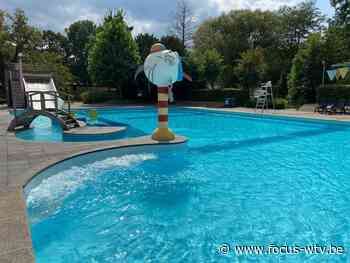 Dagen zwembad Wielsbeke zijn bijna geteld - Focus en WTV