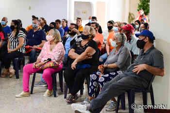 Militancia de Voluntad Popular se compromete con el rescate de Cabimas - Noticias de Barquisimeto - PromarTV - PromarTV