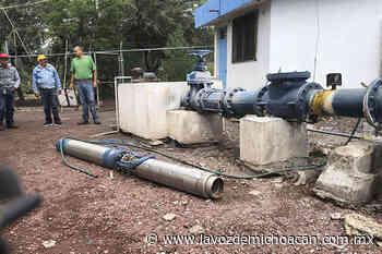 Dejan sin agua a 10 mil familias de Jiquilpan; CFE corta energía al OOAPAS por falta de pago - La Voz de Michoacán