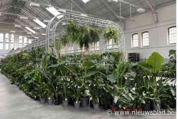 Honderden soorten planten op site van See U