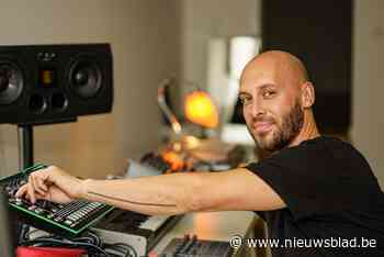 """Gentse dj Maxim Lany lost na 20 jaar eindelijk eerste album: """"Het is eerlijke muziek"""""""