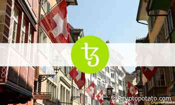 Swiss Fintech Trio Enabled Asset Tokenization via Tezos: XTZ Spikes 15% - CryptoPotato