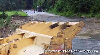 Restablecido paso a Ocumare de la Costa en el estado Aragua tras desbordamiento de río Limón | - Correo del Orinoco
